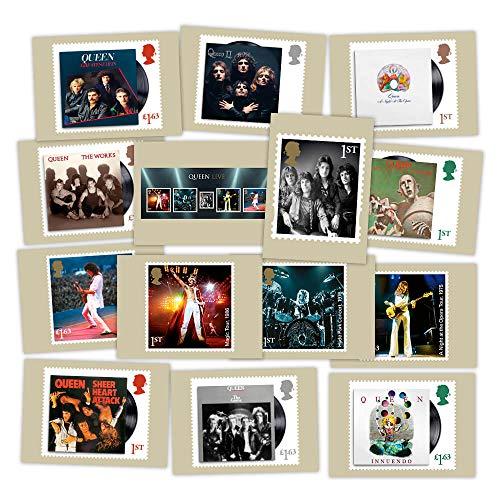 Queen Postkarten, AQ293