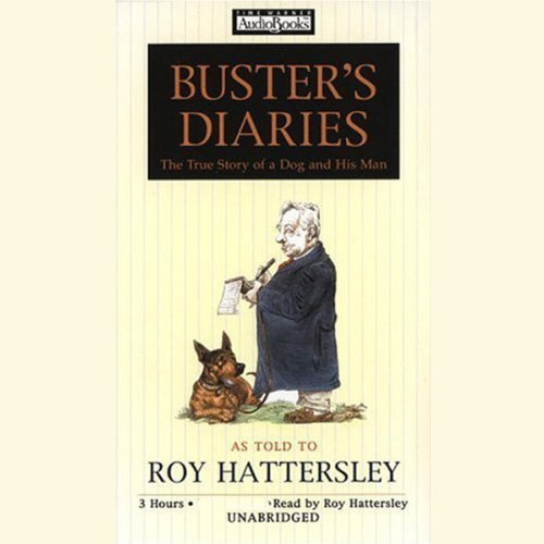 Buster's Diaries audiobook cover art