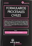 Formularios Procesales Civiles 3ª Edición+CdRom