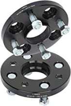 INEEDUP 2set 15mm 4x100 12x1.5 56.1 Wheel Spacers adapters Compatible with Honda Accord Honda Fit