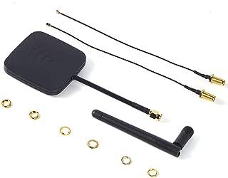 Profesional de control remoto de aviones accesorios de antena conjunto para Hubsan H501S H502S H107D Versión Drones