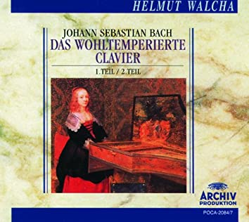 Bach: The Well-tempered Clavier, Book One & Two, BWV 846-893