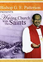 Having Church With the Saints [DVD] [Import]