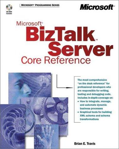 Microsoft BizTalk Server (Pro-Developer)