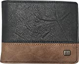 BILLABONG Dimensione per Men, Travel Accessory-Bi-Fold Wallet, Navy, Taglia unica