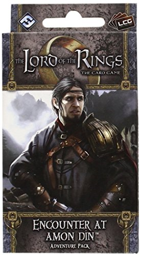 Lord of the Rings - 331034 - Jeu De Cartes - Encounter at Amon Din