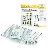 RBV Birkmann, 410305, Pralinen & Konfekt, Set zur Herstellung von Pralinen, 9-teilig