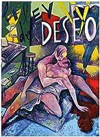 映画ポスター、アニメポスター、スペインスペイン映画映画装飾ポスター壁アートキャンバス家の装飾-50X75Cmフレームなし