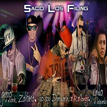 Saco los Filing (feat. Mr. Monty, Genio el Mutante & Zolitario)