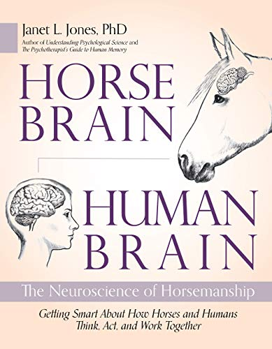 Compare Textbook Prices for Horse Brain, Human Brain: The Neuroscience of Horsemanship  ISBN 9781570769481 by Jones PhD, Janet