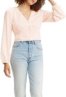 Levi's Women's Sophia Button Top
