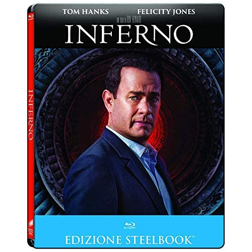 Inferno (Steelbook) (Blu-Ray)