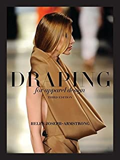 Draping for Apparel Design (1609012402)   Amazon price tracker / tracking, Amazon price history charts, Amazon price watches, Amazon price drop alerts