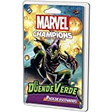 Fantasy Flight Games- Marvel Champions - El Duende Verde, Color (MC02ES)