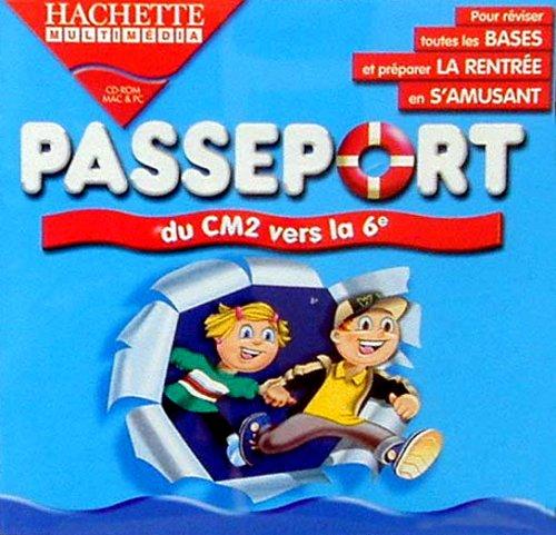 Passeport : Du CM2 vers la 6 eme