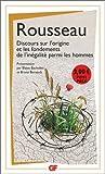 Discours sur l'origine et les fondements de l'inégalité parmi les hommes de Jean-Jacques Rousseau ,Blaise Bachofen (Préface),Bruno Bernardi (Préface) ( 31 décembre 2011 ) - 31/12/2011