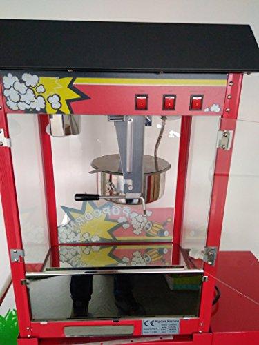 Macchina per i popcorn professionale Happy Air