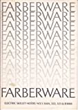 Farberware Electric Skillet Model No.' 344a, 322, 323 & B3000