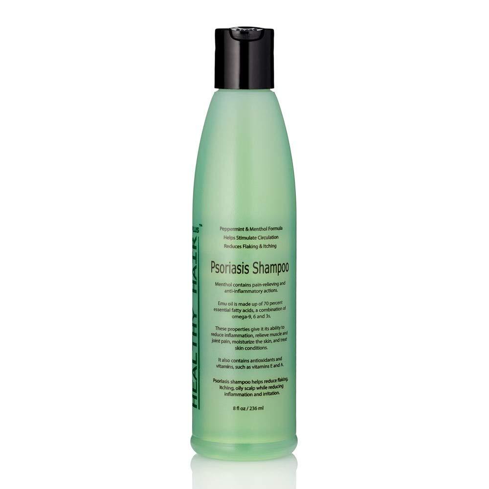 Psoriasis Shampoo Targets Eczema Dermatitis