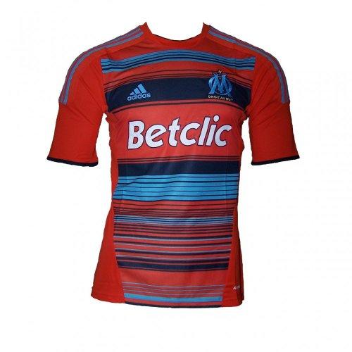 adidas Olympique Marseille 3 FM Player Trikot V13674, Größe:XL