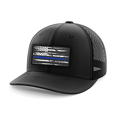 Tactical Pro Supply American Flag Flexfit Hat
