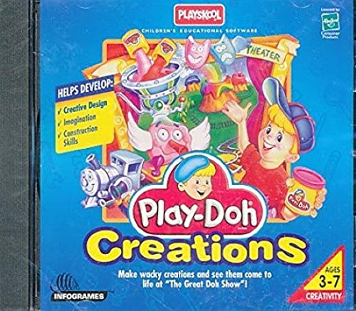 Play Doh Creations - PC