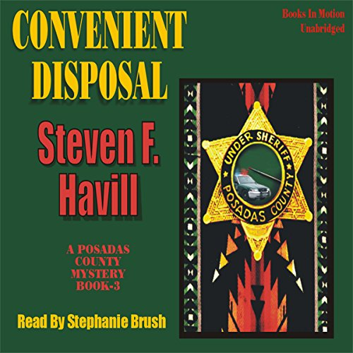 Convenient Disposal audiobook cover art