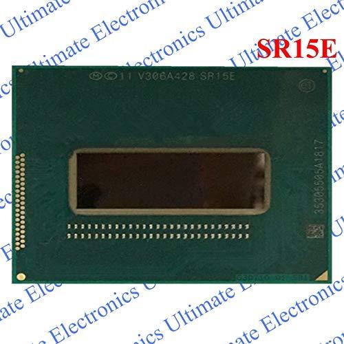 Gebrauchte SR15E I7-4700HQ SR15E I7 4700HQ BGA-Chip getestet 100% Arbeit und gute Qualität