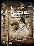 Coffret Westerns de légende 3 DVD : Les Cavaliers / Le Vent de la plaine / La...