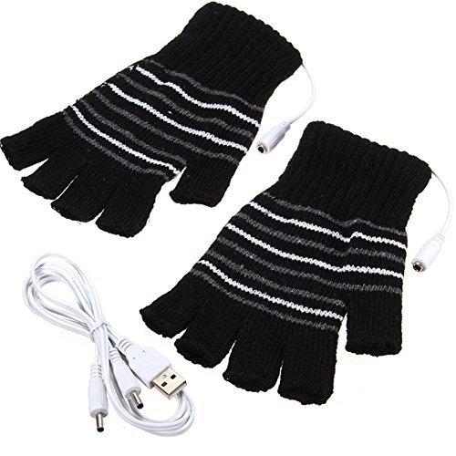 Black USB Powered Stripes...