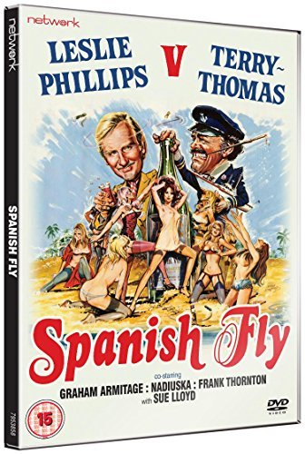 Spanish Fly [ NON-USA FORMAT, PAL, Reg.2 Import - United Kingdom ] by Leslie Phillips