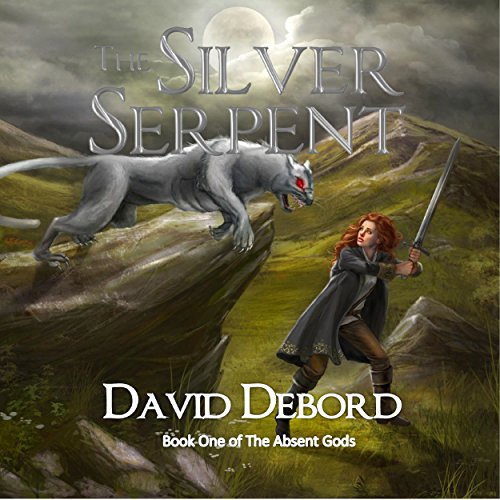 The Silver Serpent audiobook cover art