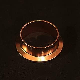 Moonshine Distiller Copper Tri-Clover (Tri-clamp) Fitting/Ferrule - 2 Inch
