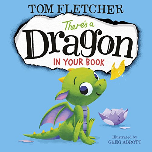 There's a Dragon in Your Book (Who's in Your Book?)
