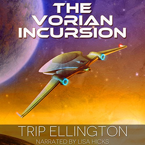 The Vorian Incursion audiobook cover art