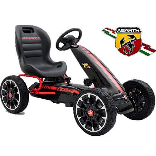 Babycoches Kart Coche de Pedales Fiat...