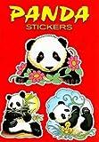 Panda Stickers (Dover Stickers)