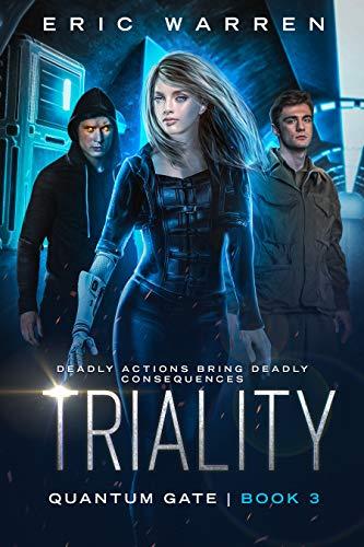 Triality (Quantum Gate Book 3) (English Edition)