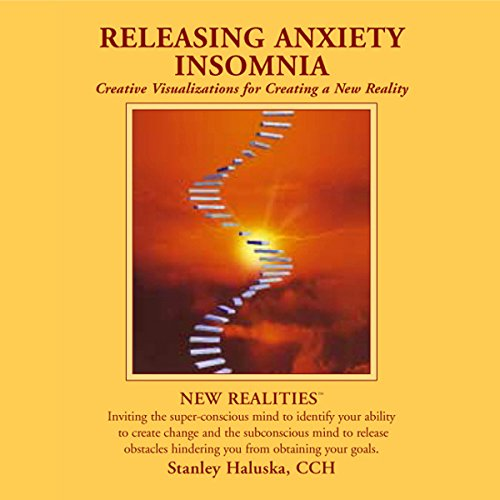 Releasing Anxiety / Insomnia audiobook cover art