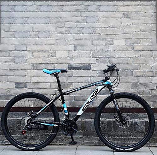 AISHFP Variable Bicicleta Plegable Velocidad montaña