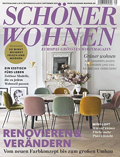 Schöner Wohnen 9/2019