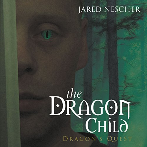 The Dragon Child audiobook cover art