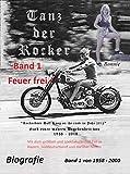 Tanz der Rocker: Band 1 Feuer frei - Inge Lanzl