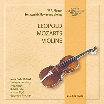 Mozart: Violin Sonatas K 304-306 & K 454