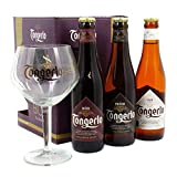 Coffret Tongerlo Discovery Box 3 * 33cl + 1 verre