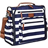 Diaper Bag Backpack by Hip Cub - Convertible W/Cute Designer Baby...