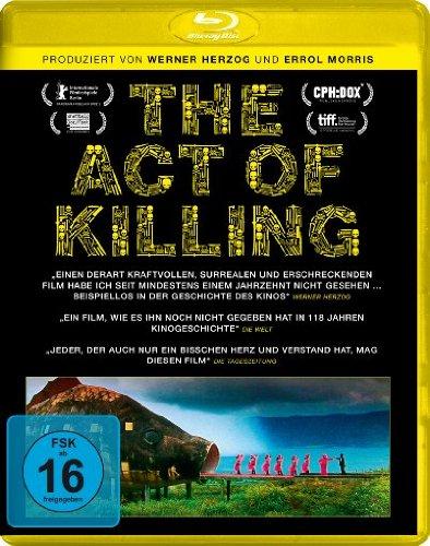 The Act of Killing (OmU) [Blu-ray]