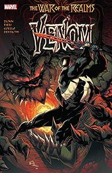 Venom: War Of The Realms (Venom (2018-) Book 3) by [Cullen Bunn, Frank Tieri, Iban Coello, Danilo Beyruth, Ryan Stegman]