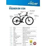 FISCHER E-Bike MOUNTAINBIKE EM 1724