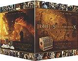 Blu-ray le hobbit et le seigneur des anneaux, les trilogies - Édition collector middle earth - vers